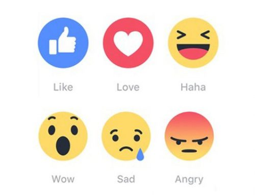 Police in Belgium warn people not to use Facebook's Reactions feature