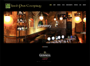 irish pub company