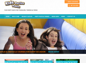 Image of Kidsparty
