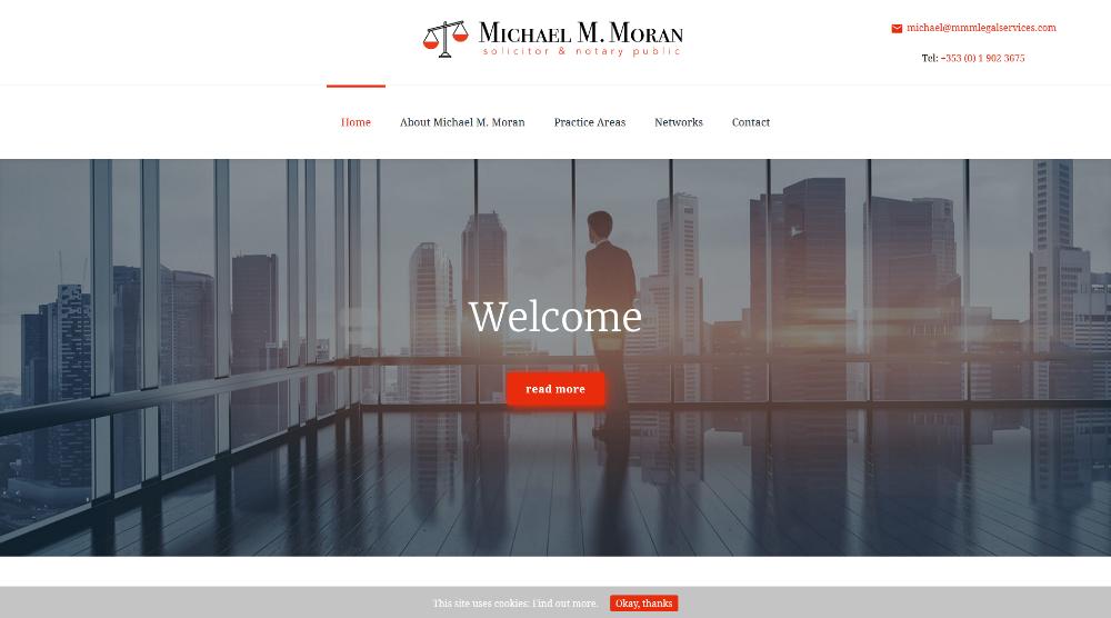 Michael M Moran